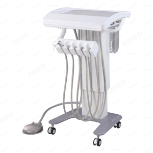 DB-838-9 Dental mobile cart