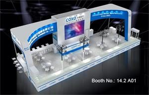 COXO in Dental South China 2019