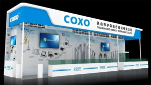 COXO in Sino -Dental 2019 Exhibition,Beijing